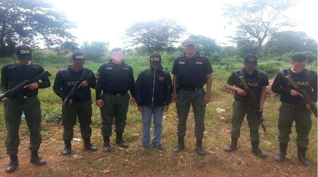 GAES-Guárico rescató a secuestrado y capturó a uno de los «choros»