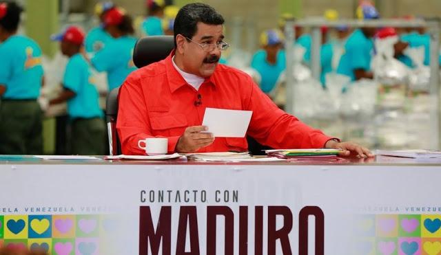¡Un 50 %! Maduro aumenta sueldo mínimo por quinta vez