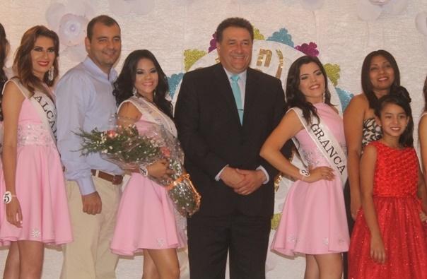 Presentadas a la prensa candidatas de la XLIX Feria de la Candelaria.