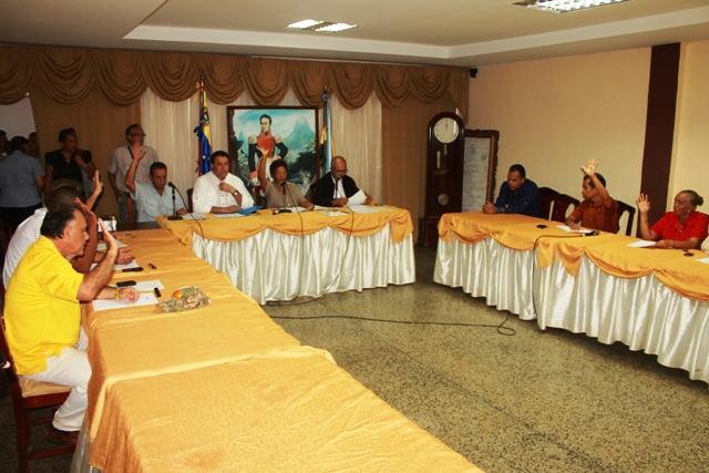 Alcalde Pedro Loreto pagará retroactivo de salario y cesta ticket