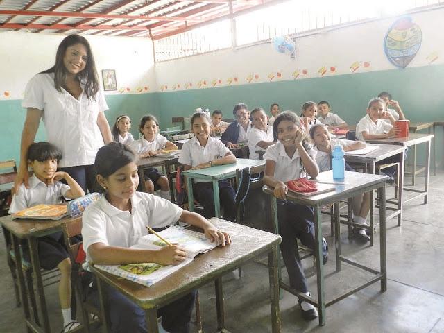 Arrancaron las clases con poca afluencia en Infante.