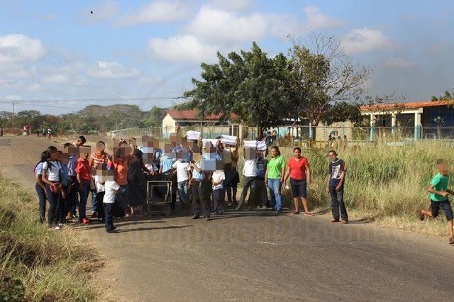 """Escuela """"Los Caobos"""" al borte del colapso por la delincuencia"""