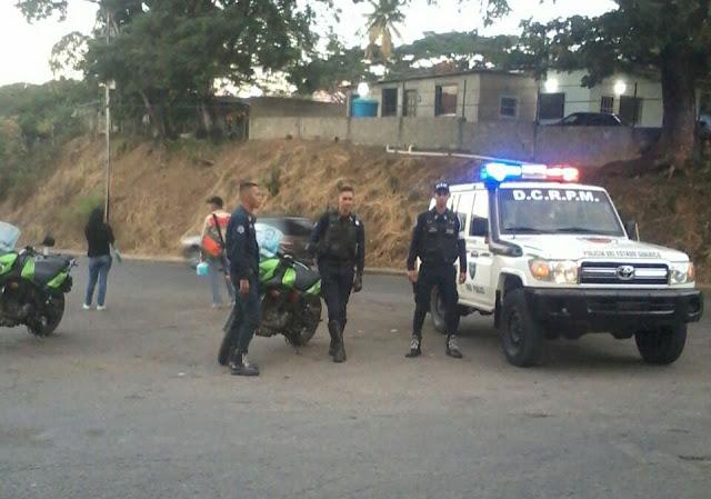 Poliguárico activó dispositivo en San Juan de los Morros