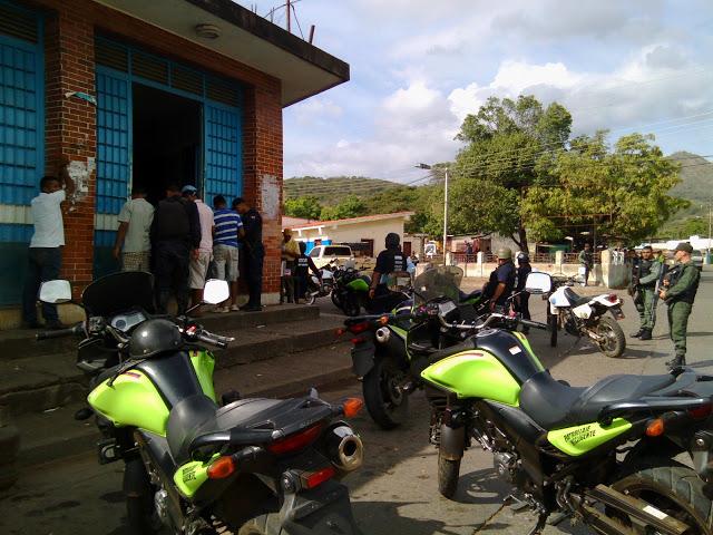 Implementaron operativo en Altagracia de Orituco.