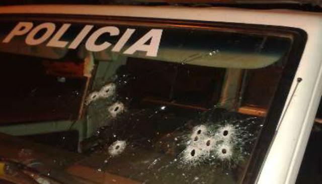 Con granadas y fusiles atacaron a patrulla de PoliGuárico dejando a un funcionario herido