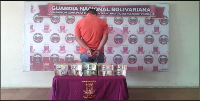 Arrestado por estafar con venta de cupos a escuela de la GNB