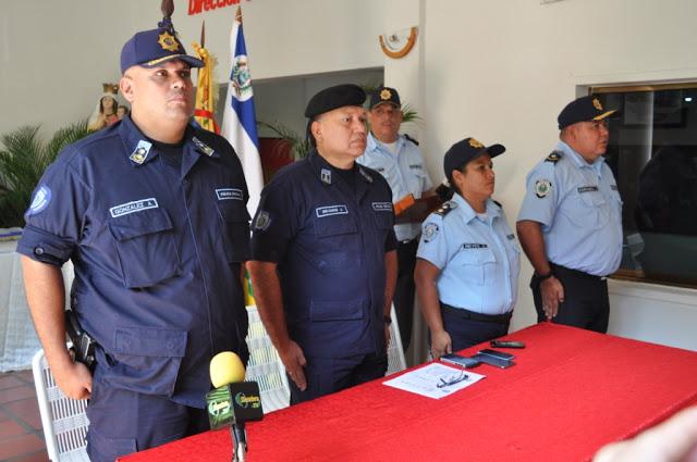 Poliguárico reconoció acciones destacadas de funcionarios