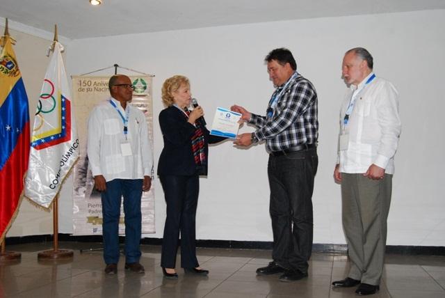 Declaran a Infante municipio Olímpico de Venezuela