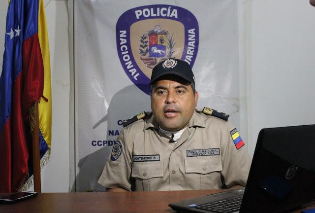 PNB pone mano dura contra la delincuencia