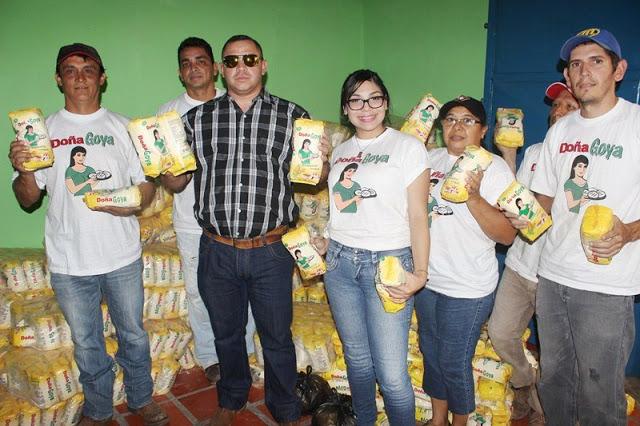 Operativos con «Doña Goya» garantizan la arepa al vallepascuense