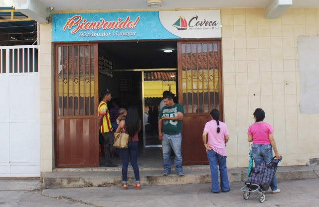 """Mayorista """"Inversiones COVECA, II C.A"""", llegó a Valle de La Pascua"""