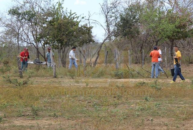 Trabajador del campo desaparecido fue encontrado muerto VDLPascua