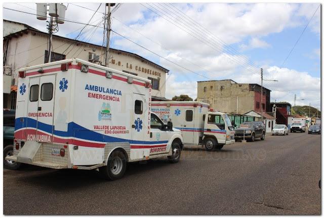 Vuelco en carretera nacional dejó un muerto y tres lesionados