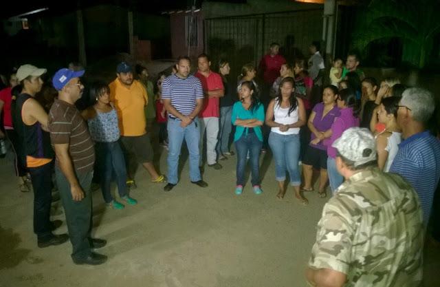 Ladrones azotan a habitantes la urbanización El Palmar III en Valle de La Pascua.