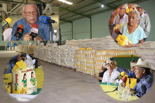 """Valle de La Pascua es territorio """"Doña Goya"""""""