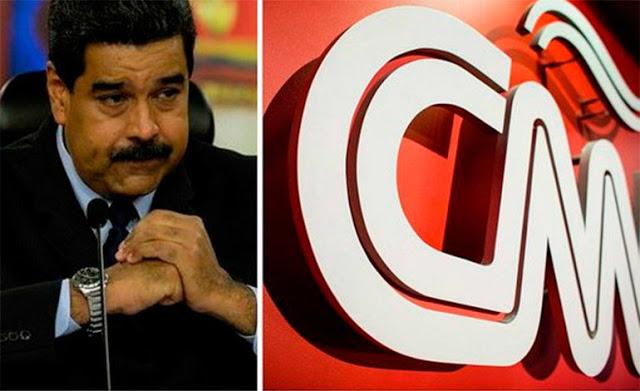 CNN en español fuera del aire en Venezuela por órdenes del presidente Maduro