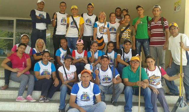 Iglesia Cristiana realizó trabajo social en hospital de Valle de La Pascua