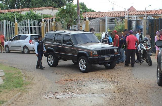 PoliGuárico recuperó camioneta robada tras labores de patrullaje