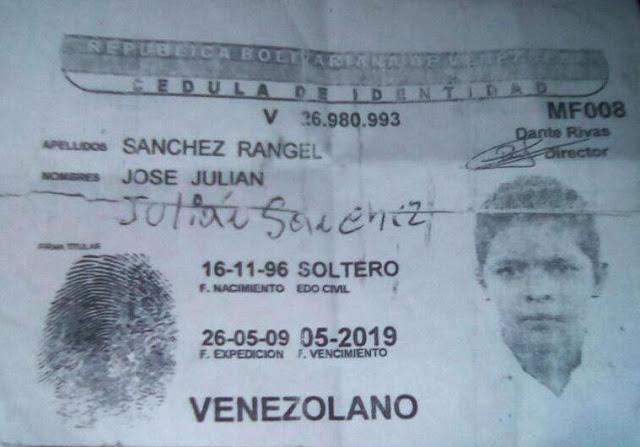 Poliguárico abatió a secuestrador y rescató familia