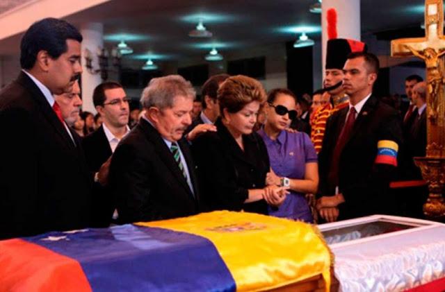 Conmemoran 4 años de la muerte de Chávez
