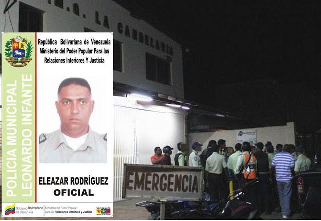 Tras 12 días en agonía murió el Oficial de la Policía Municipal que fue herido en La Pascua