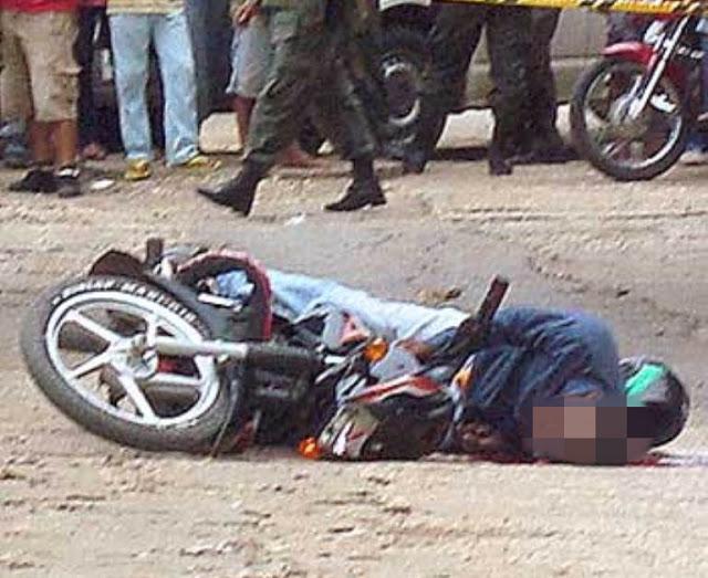 Moto-taxista fue asesinado con tiro en la cabeza