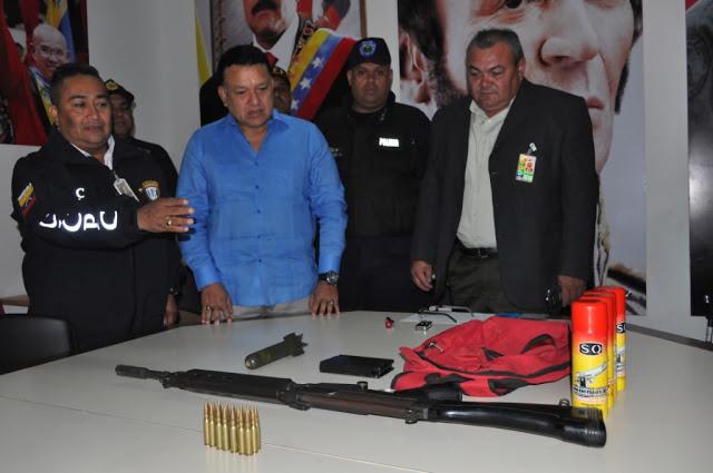 Poliguárico y Cicpc abatieron a peligroso delincuente en el sector la Danta en el Sombrero.