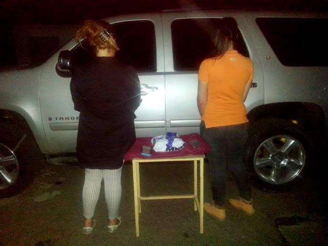 D341 atrapó a madre e hija por extorsión en un Centro Comercial de San Juan de los Morros