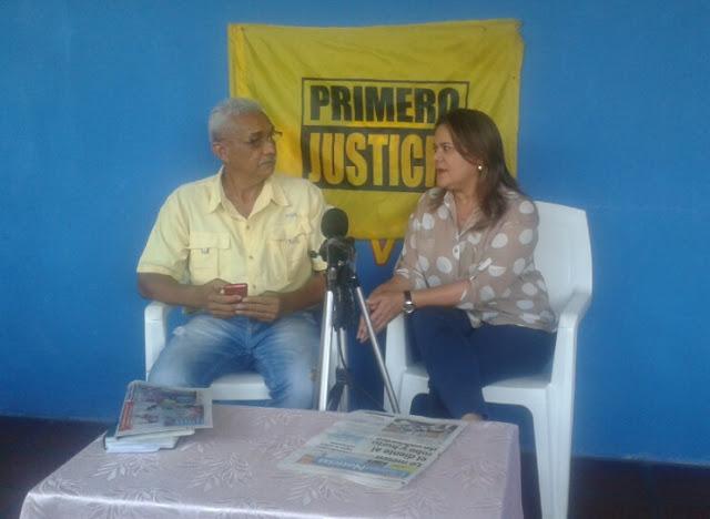 """RUMMY OLIVO: """"Siguen golpeando la constitución de la república con decisiones fuera del hilo anti democrático"""""""