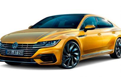 Volkswagen se luce de nuevo con el Arteon 2017