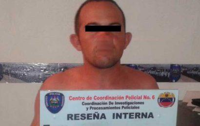 Detenido hombre armado relacionado con la banda Los Universitarios