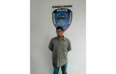Hombre Arrestado por violencia de género