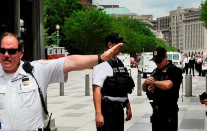Lanzan paquete sospechoso provocando tensión en la Casa Blanca