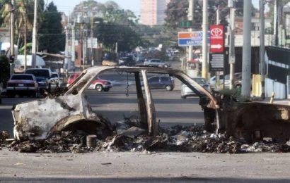 Así amaneció Maracaibo tras trancazo del lunes