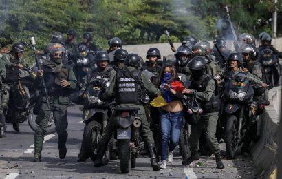 ONU exige a Venezuela dejar de usar justicia militar contra civiles