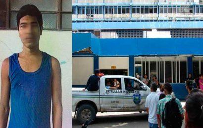 Abatido fugado de calabozos que disparó a la policia