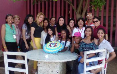 Realizan actividades aniversarias por los 14 años de la UBV