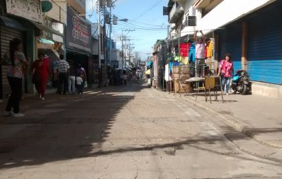La mayoría de comerciantes vallepascuenses hicieron caso omisoa paroconvocado por la MUD