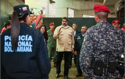Policía Nacional de Venezuela estrena uniforme