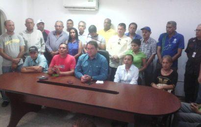 Alcalde Pedro Loreto rechazó violencia suscitada en centros de votación de Infante