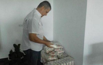 Detectan acaparamiento en procesadora de arroz en Guárico