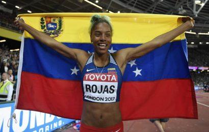 Yulimar Rojas se alzó con el oro en salto triple del Mundial de Atletismo