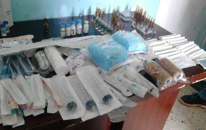 PoliGuárico desmanteló banda dedicada a la venta ilegal de medicamentos