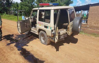 Guardia Nacional capturó a dúo que lanzó granada durante persecución