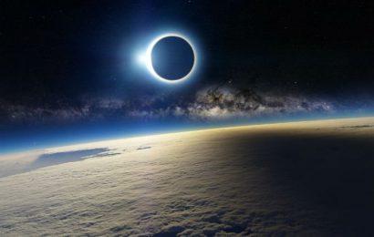 Ansiosa espera del eclipse de Sol del 21 de agosto