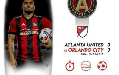 Josef Martinez sigue rompiendola en la MLS.