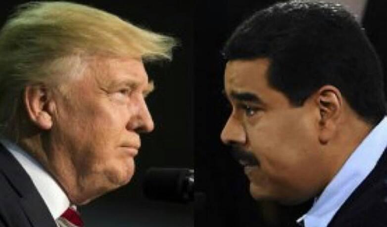 Trump: EE.UU. se prepara para tomar nuevas acciones cntra gobierno Venezolano.