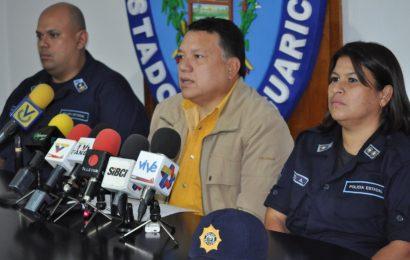"""Operativo """"Seguridad Irreversible"""" mantiene cruzada contra la delincuencia."""