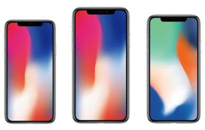 La marca Apple fabricará tres nuevos iPhone para el 2018