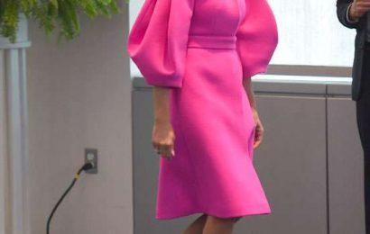 Melania Trump y su amor por la moda española